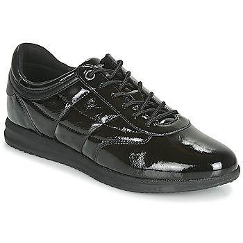 Skor Dam Sneakers Geox D AVERY Svart