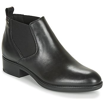Skor Dam Boots Geox D FELICITY NP ABX C Svart