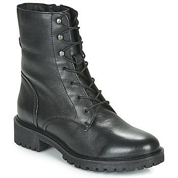 Skor Dam Boots Geox D HOARA Svart