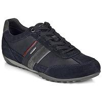 Skor Herr Sneakers Geox U WELLS Marin