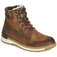 Skor Herr Boots Mustang 4141602 Brun