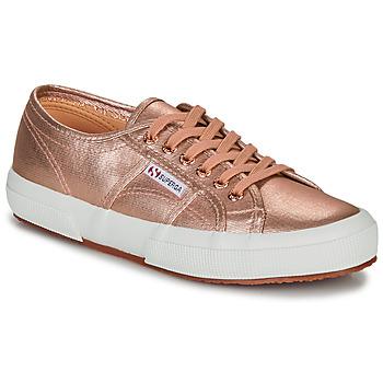 Skor Dam Sneakers Superga 2750 COTMETU Rosa