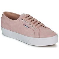 Skor Dam Sneakers Superga 2730 SUEU Rosa