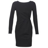 textil Dam Korta klänningar Ikks BP30155-02 Svart