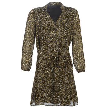 textil Dam Korta klänningar One Step RUNI Svart / Kaki