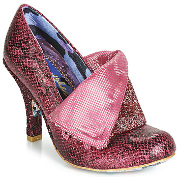 Skor Dam Pumps Irregular Choice FLICK FLACK Rosa