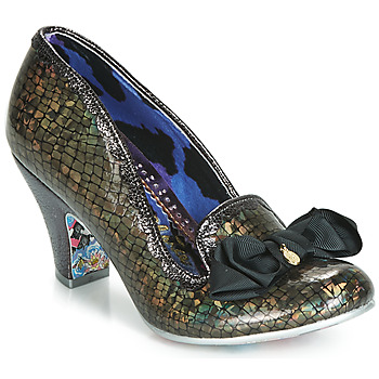 Skor Dam Pumps Irregular Choice KANJANKA Svart