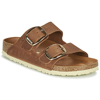 Skor Dam Tofflor Birkenstock ARIZONA BIG BUCKLE Brun