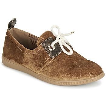 Skor Dam Sneakers Armistice STONE ONE Kamel