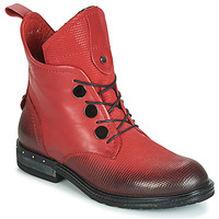 Skor Dam Boots Metamorf'Ose FABLE Röd