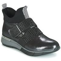 Skor Dam Höga sneakers Metamorf'Ose FAGNO Svart