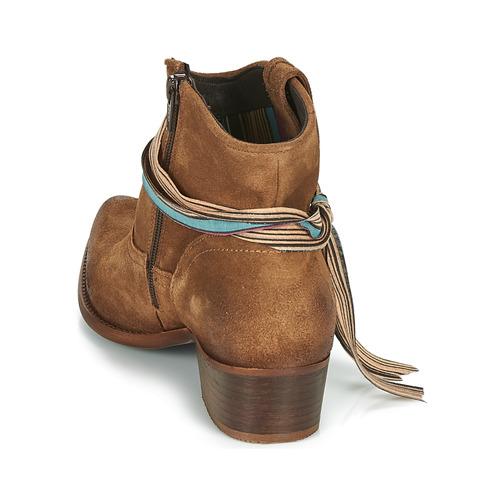 Serraje Felmini Boots Dam Brun