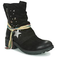 Skor Dam Boots Felmini AZAFRINO Svart