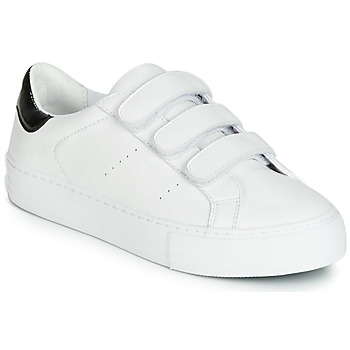 Skor Dam Sneakers No Name ARCADE STRAPS Vit