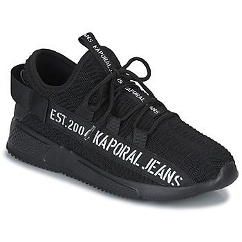 Skor Herr Sneakers Kaporal DOFINO Svart