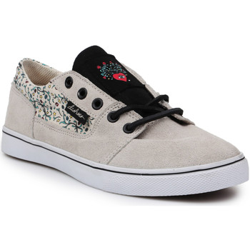 Skor Dam Sneakers DC Shoes DC Bristol LE 303214-TDO beige, black