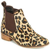 Skor Dam Boots Ravel GISBORNE Leopard
