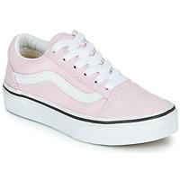 Skor Flickor Sneakers Vans UY OLD SKOOL Rosa