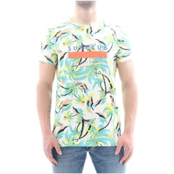 textil Herr T-shirts Scotch & Soda 149029 Fantasy