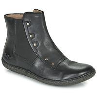 Skor Dam Boots Kickers HAPPLI Svart
