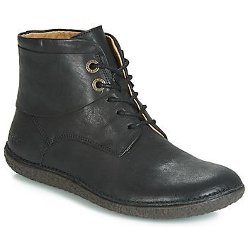 Skor Dam Boots Kickers HOBBYTWO Svart