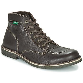 Skor Herr Boots Kickers KICKSTONER Brun / Mörk