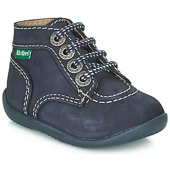 Skor Barn Boots Kickers BONBON Marin