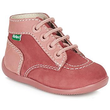 Skor Flickor Boots Kickers BONBON Rosa