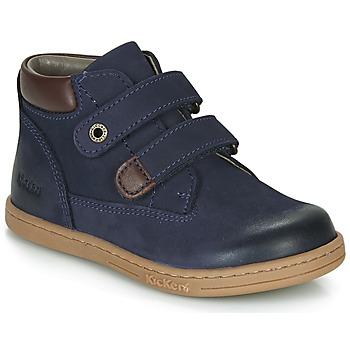 Skor Pojkar Boots Kickers TACKEASY Marin