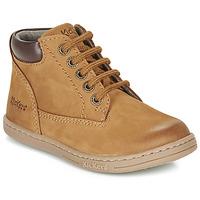 Skor Pojkar Boots Kickers TACKLAND Kamel