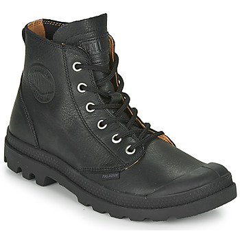 Skor Boots Palladium PAMPA HI LTH UL Svart