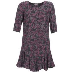 textil Dam Korta klänningar See U Soon BOETICO Svart / Violett
