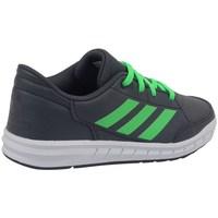 Skor Pojkar Sneakers adidas Originals Altasport K Gråa