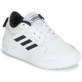 Skor Barn Sneakers adidas Performance VECTOR K Vit / Svart