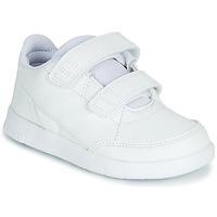 Skor Barn Sneakers adidas Performance ALTASPORT CF I Vit