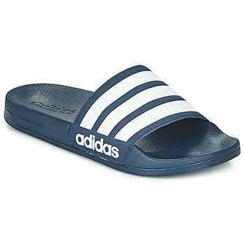 Skor Flipflops adidas Performance ADILETTE SHOWER Marin