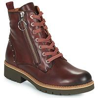 Skor Dam Boots Pikolinos VICAR W0V Brun