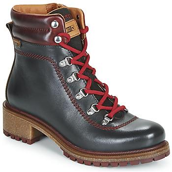 Skor Dam Boots Pikolinos ASPE W9Z Svart