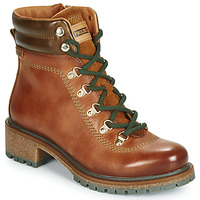 Skor Dam Boots Pikolinos ASPE W9Z Brun