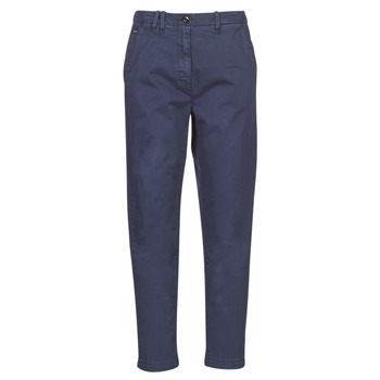 textil Dam Chinos / Carrot jeans G-Star Raw PAGE BF CHINO WMN Blå