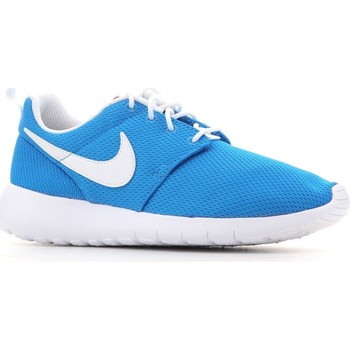 Skor Dam Sneakers Nike Roshe One (GS) 599728 422 blue