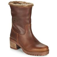 Skor Dam Boots Panama Jack PIOLA Brun