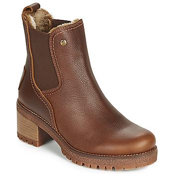Skor Dam Boots Panama Jack PIA Brun