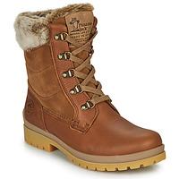 Skor Dam Boots Panama Jack TUSCANI Brun
