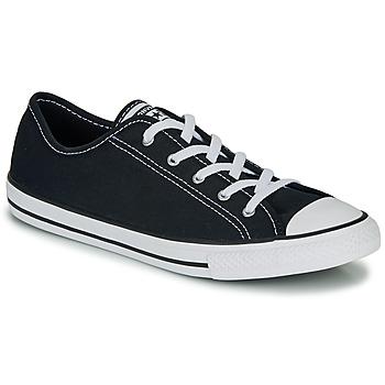 Skor Dam Sneakers Converse CHUCK TAYLOR ALL STAR DAINTY GS  CANVAS OX Svart