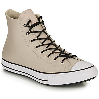 Skor Höga sneakers Converse CHUCK TAYLOR ALL STAR WINTER LEATHER BOOT HI Beige