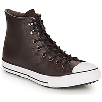 Skor Herr Höga sneakers Converse CHUCK TAYLOR ALL STAR WINTER LEATHER BOOT HI Brun