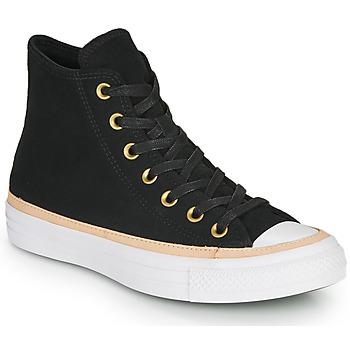 Skor Höga sneakers Converse CHUCK TAYLOR ALL STAR VACHETTA LEATHER HI Svart