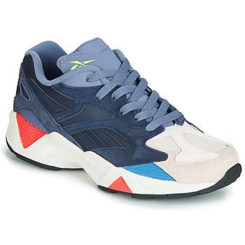 Skor Sneakers Reebok Classic AZTREK 96 Grå / Blå