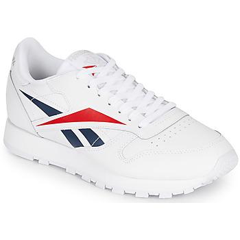 Skor Sneakers Reebok Classic CL LEATHER VECTOR Vit